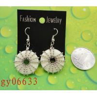 Bead made of resin ring earrings earrings jewelry