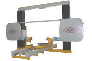China Marble Stone Wire Saw Cutting Machine Equipped With CNC System on sale