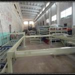 CE Standard Mgo Board Machinery Cement And Mgo Wall Sandwich Panel Production