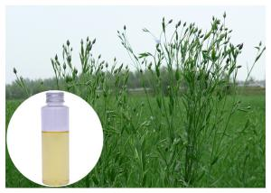 China Omega 3 Natural Flaxseed Oil Refined Yellow Color Nourishing Skin GC Test on sale