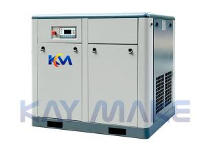 China Air Cooling Rotary Screw Gas Compressor , Stainless Steel Screw Style Air Compressor on sale
