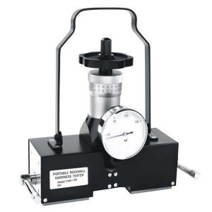 China Portable Rockwell Hardness Tester / Durometer Hardness Tester PHR-100/PHR-16 on sale