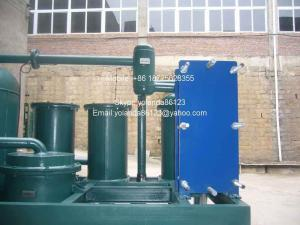 China Oil Water Separator Machine | High content water removing system TYN-100 on sale