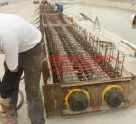 rubber balloon made in China exported to Kenya nigeria used as formwork for constructing culvert sewer lines