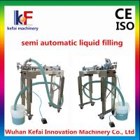 liquid acrylic resin filling machine