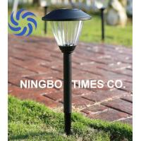 China 0.5 Watt LED Solar Pathway Lights , 3500K - 4200K IP65 Solar Patio Lights on sale