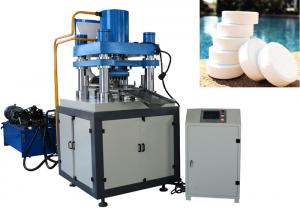 China Calcium Chloride Tablets And Calcium Hypochlorite Tablets Salt Block Press Machine on sale