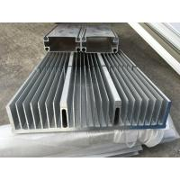 China 300MM Width 6063T5 Aluminium Heat Sink Profiles / Aluminium Heatsink Extrusions on sale