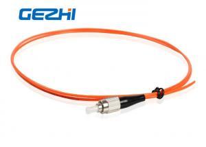 China Multi-mode Fiber Optic Pigtail FC MM 50/125um 2mm 2Mtrs Simplex PVC Fiber Optic Cable on sale