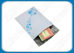 China White / Grey Plastic Bubble Air Envelopes Poly Bubble Mailers , Plastic Mailing Bags on sale