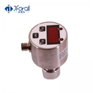 China LED Digital Industrial Flow Switch With 4-20mA Signal One Alarm Point Output on sale