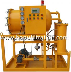 China Light Diesel Oil Separator, Fuel Gas Oil Purification plant, Diesel Oil Moisture Cleaning System, Oil Purifier factory on sale