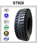 Heavy Truck Tyres , Tubeless Steel Radial Bus Tyre TBR Truck Tyre 12R22.5, dumper tyre,China  tyre