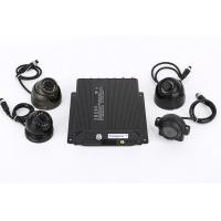 China 3G HD 720p Car Mobile DVR , 4ch Dual SD Card Car DVR Recorder SW - 0001A on sale