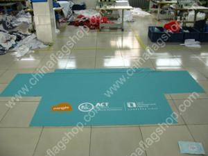 China Knitted Fabric Printing Table Cloth on sale