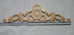 China Handmade wood onlays and appliques, carving wood crafts on sale