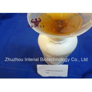 Quality Boldenone Steroid Boldenone undecylenate/EQ/Equipoise Yellowish Oily Liquid CAS 13103-34-9 Steroids for sale
