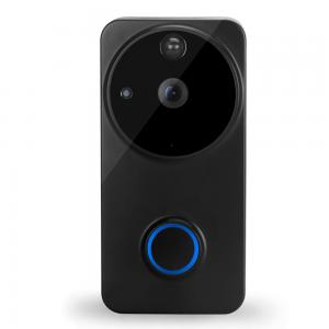 China 2018 Newest Smart HD 720P WIFI video Doorbell with indoor ring support 32GSD APP remote multi-users View two way voices on sale