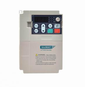 China UniMAT Converter  AC 220V 3.7KW Single Phase  Variable Frequency Drive on sale