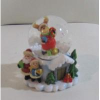 Nativity collectible melted snowman Water/Snow Globes / snowglobe musical box