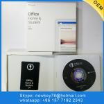 32 Bit 64Bit Microsoft Office Home And Student 2019 DVD For PC Lifetime Warranty
