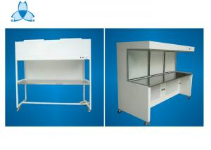 China Portable Laminar Flow Clean Benches Cabinet With Material Cold Steel Plate on sale