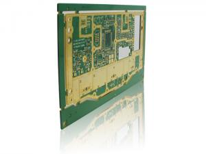 China FR4 High Speed HDI Printed Circuit Boards 14L Third Order For Consumer Electronics on sale