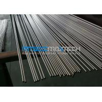 X2CrNiMo17-12-2 1.4404 SS Fuild Instrument Tubing ISO 9001 / PED ASTM A269 / A213 / A312