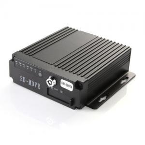 China Car 4 Channel Digital Video Recorder Sd Card 128GB 12 Volt Mobile DVR on sale