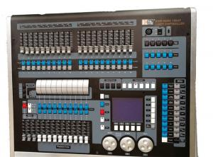 China High Performance DMX LED Controller MIDI Show Control With USB Memory Stick on sale