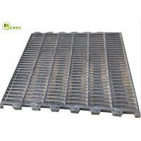 China Pig Farm Hog Farrowing Crate Leak Dung Flooring Sow Cast Iron Slatted Flooring on sale