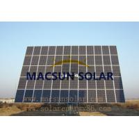 Macsun solar Dual-Axis Tracker  Model number  MS-PV-SDT35