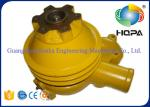 Casting Iron Excavator Hydraulic Parts 6136-61-1700 , High Efficiency Water Pump