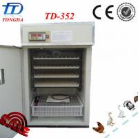TD-352 automatic quail incubator for 352 eggs