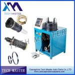 Screen Touch Hydraulic Hose Crimping Machine For Air Suspension Spring Crimper