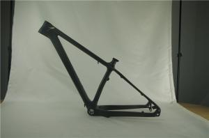 "China Carbon fiber size 16""/18""/20"" rear spacing 197mm through axle 120mm BB BSA 26ER Fat bike frame on sale"