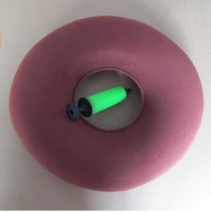 China Inflatable Air Cushion Round Air Cushion Car Seat Cushion on sale