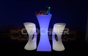 China Contemporary Led Bar Furniture / glowing furniture for internal decoration in house on sale