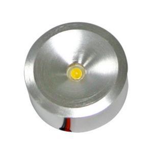 China 3w LED cabinet light/LED recessed cabinet light-12V on sale