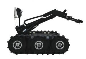 China Smart EOD Bomb Disposal Equipment Robot Safe Replace Operator 90kg Weight on sale