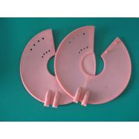 diameter 140MM silicone rubber breast electrode,silicone conductive electrode