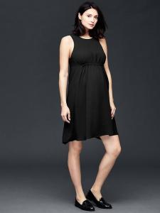 China Comfortable cotton stretch maternity loose dress for pregnant women on sale