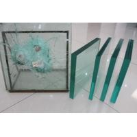 China Sell High quality 20mm Laminated bullet proof glass for bank counter on sale