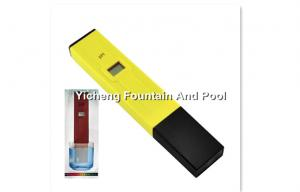 China Portable Digital PH Meter Tester Pocket Pen For Aquarium And Pool Water on sale