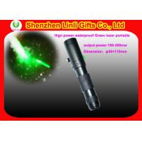cheap waterproof high powered green portable laser pointers