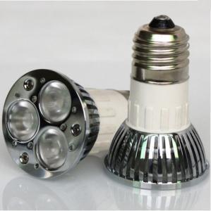China CE FCC C-Tick 3*1W E27 MR16 LED Spot Light Bulb on sale