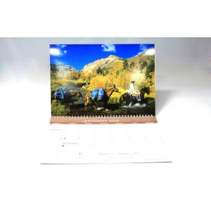 China Art Paper Colourful calendar printing services For Hanging Wall on sale