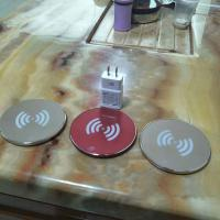 Newest 10W fast wireless charger for iPhone ,mobile phone accessories