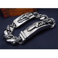 High Polish Couple Bracelet Stainless Steel Bracelets For Men