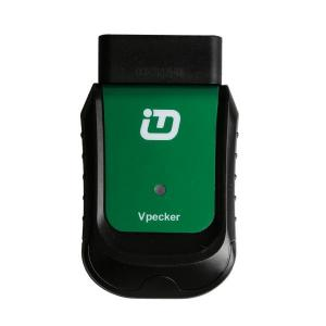 China Wireless Vpecker Easydiag Full OBDII Diagnostic Tool With Oil Reset Function Support W10 System on sale